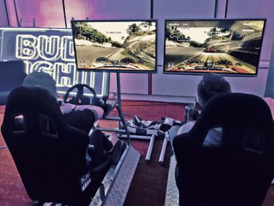 Racing Car Simulators And Aston Martin Simulators